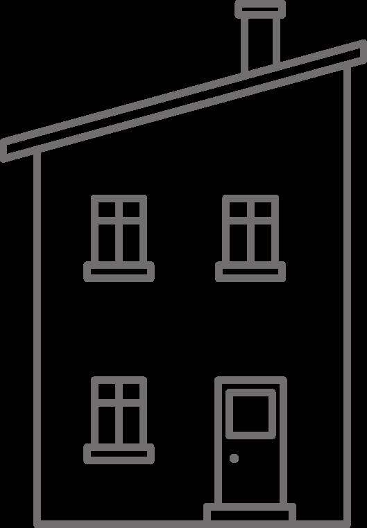 Dviejų aukštų namas